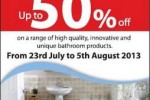 Kohler Sanitary ware Midyear Clearance Sale up to 50%