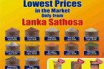 Lanka Sathosa Weekly Promotion – till 30th July 2013