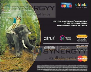 Master Card Promotions in Sri Lanka