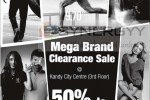 Mega Brand Clearance Sale from 4th to 7th July 2013 – Discount up to 50% to 70%