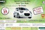 Micro Panda with Islamic Banking Leasing from Amana Bank