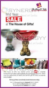 Mid Year Sale at The House of Gifts – Discount up to 50%