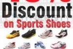 Sport Shoe Promotions up to 40% Discount