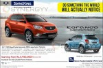 SsangYong Korando for Rs. 4,950,000/= (Inclusive VAT) in Sri Lanka