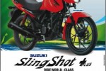 Suzuki Sling Shot Plus for Rs. 237,440.00 (Inclusive of VAT) in Sri Lanka