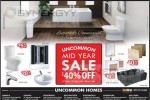 Uncommon Midyear Sale Upto 40% Off from 15th June to 15th July 2013