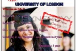 University of London LLB Degree in Sri Lanka