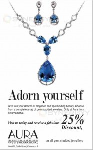 18K white Gold for 25% Off from Swarnamahal AURA