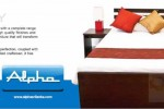Alpha Beds from Rs. 12,000.00 Upwards in Colombo