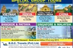 BOC Travel Holiday Promotions