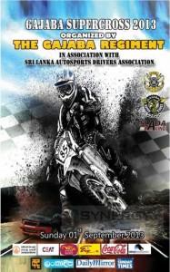 Gajaba Supercross 2013 on 1st September 2013