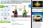 Get a Chamdor Alcohol Free Sparkling Grape Juice or Red Grape Juice 750 Ml Bottle from Wine Cellar for Rs. 700 Instead of Rs. 1,000.00 – Anything.lk Promotion
