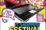 IT Shopping Festival Unity Plaza 2013 – from 2nd to 8th September 2013