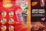 KFC Sri Lanka Menu / Prices – Updated August 2013