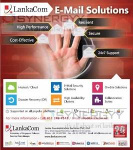 Lanka Com E-Mail Solutions in Sri Lanka