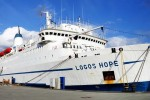 Logos Hope; A Ship with knowledge  coming to Colombo Sri Lanka; from 30th August to 22nd September 2013