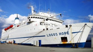 Logos Hope Ship with Books coming to Colombo Sri Lanka; from 30th August to 22nd September 2013