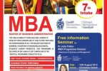 MBA (Master of Business Administration) from ICBT