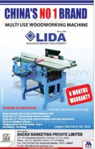 Multi Use Woodworking Machine in Sri Lanka for Rs. 92,500.00 Upwards
