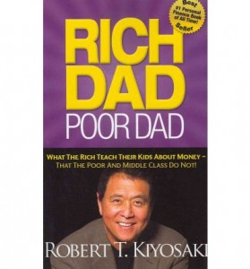 Rich Dad Poor Dad by Robert Kiyosaki for USD 7.59 (Free Shipping Worldwide)