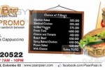 Sandwich Bar @ Alfred House Road – Free Beverage till 15th August 2013