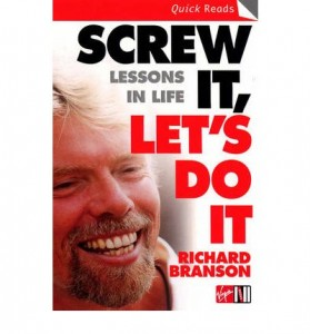 Screw it, Let's Do It Lessons in Life for USD 3.82 (after 45% off) with Free Shipping