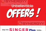 Singer plus Unbelievable Offers