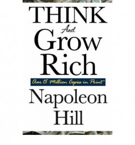 Think and Grow Rich by Napoleon Hill for USD 8.87 (Free Shipping Worldwide)