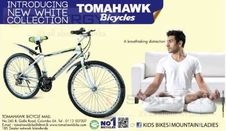 Tomahawk New White Collection In Sri Lanka 171 Synergyy
