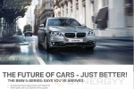 BMW 5 series Now Available for USD 30,000 for Permit Holders