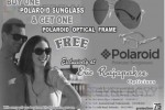 Buy one and get one Polarid optical frame from Eric Rajapakse Opticians