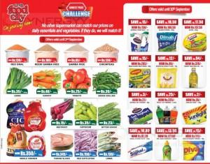 Cargills Food City – Promotion till 30th September 2013