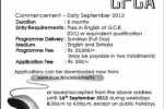 Certificate in Professional Computer Application by Open University of Sri Lanka