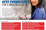 Degree Programmes after O/L in Sri lanka at APIIT