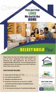 Kelsey Build Plus – House Building on your own land