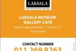 Laksala Museum Gallery Café in Colombo 07