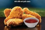 McDonalds Spicy Wings for Rs. 170.00 and Rs. 320.00 Now in Sri Lanka