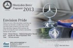 Mercedes Benz Pageant 2013 on 15th September 2013 at Nelum Pokuna