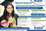 NSBM Degree progamme in Management, Information Technology