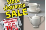 Noritake Stock clearance sale Discount up to 75%