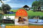 Owinka Lake Resort 50% till 31st October 2013
