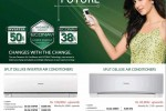 Panasonic Air Conditioner Rs. 69,900.00 Upwards