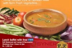 RnR Lunch buffet for Rs. 1,200.00 Net at Colombo 07