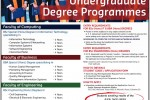 SLIIT Undergraduate Degree Programme – New Enrolment for 2013/2014