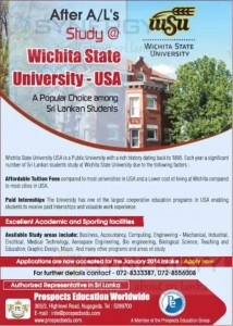 Study at Wichita State University, USA