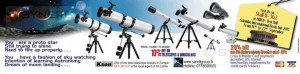 Telescopes and Binoculars in Sri Lanka Rs. 10,000 Upwards