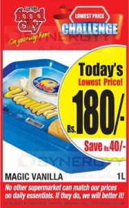 Today Lowest Prices from Cargills Food City