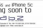iPhone 5S and iPhone 5C in Sri Lanka