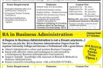 BSc Psychology & Counselling and BA in Business Administration Degree Programme from Aquinas University College –Applications opens till 31st October 2013
