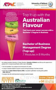 Bachelor of Business Management Degree (Top Up) - Australian Technical & Management College